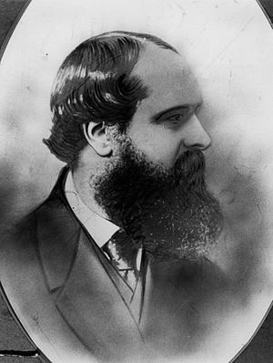 Sir Robert George Wyndham Herbert, first Premi...