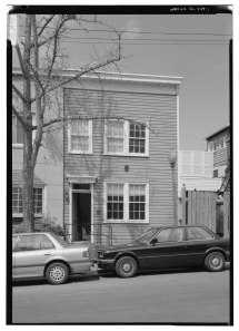 File South Front Facade - 3611 Prospect Street