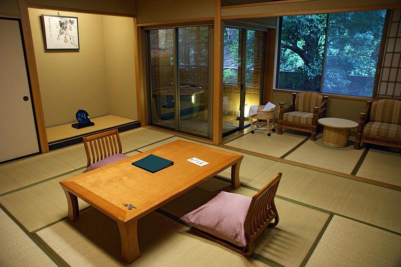 Ryokan Accommodation | via Shiki Book Japan