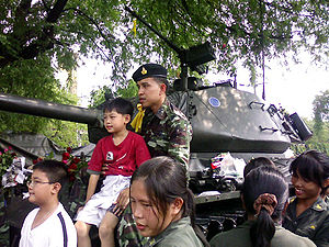 Bangkok Royal Thai Army