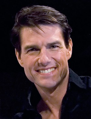 Tom Cruise December 2008