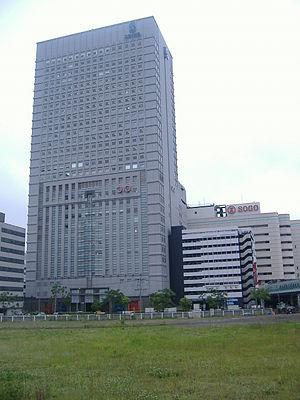 Yokohama Sky-Building(Yokohama, Japan)