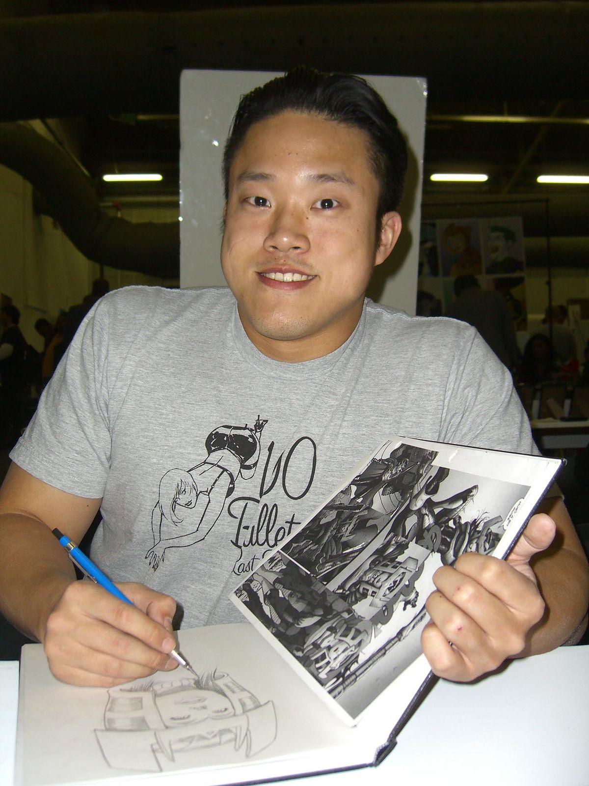 Michael Choi comics  Wikipedia