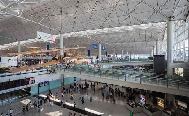 Hong Kong International Airport Travel Guide At Wikivoyage