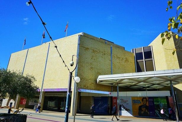 Art Gallery of Western Australia - Joy of Museums - External 2