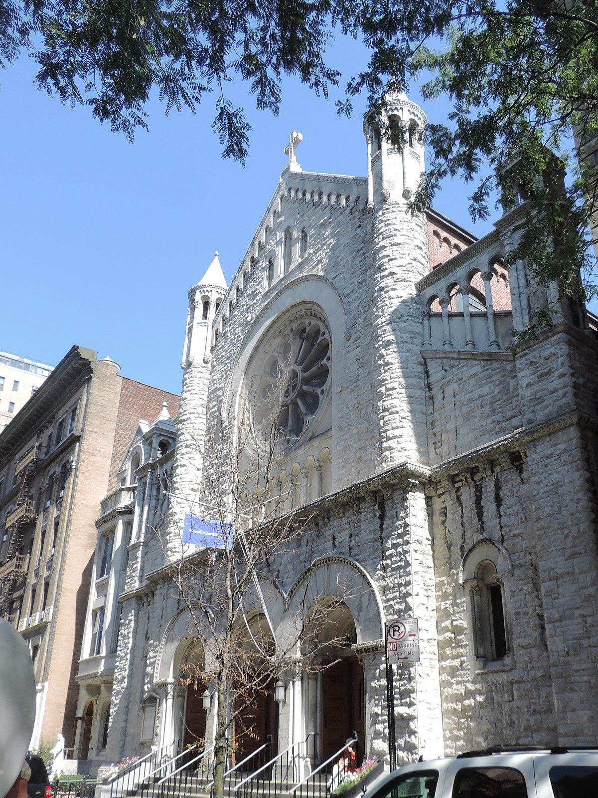 Church Of The Ascension Roman Catholic Manhattan