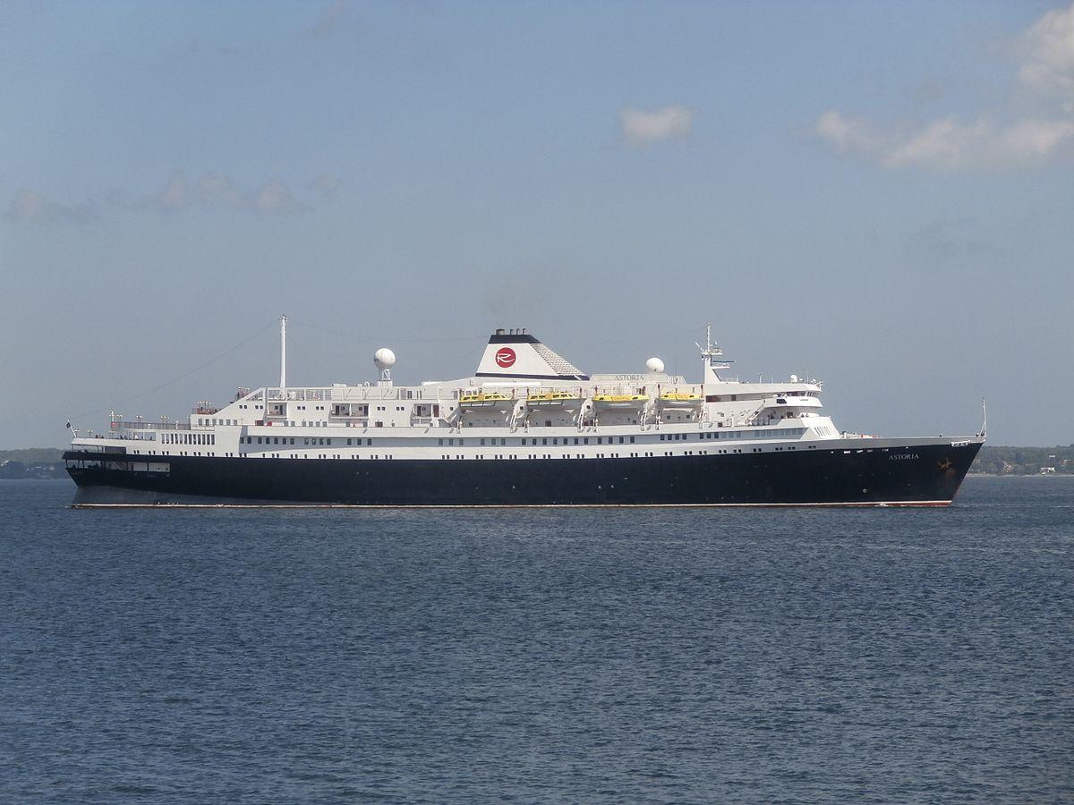 MV Astoria - Wikipedia