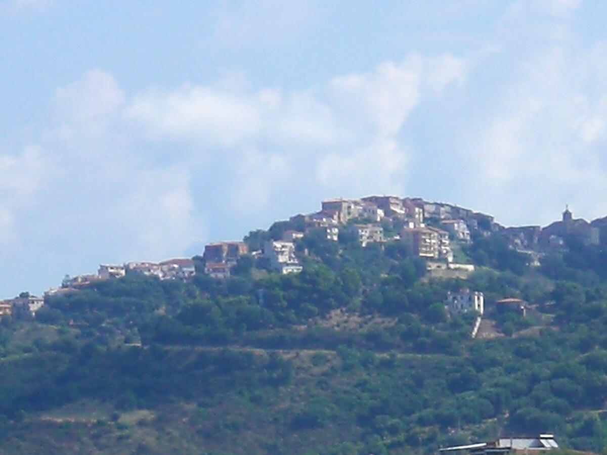Region Italy Campania
