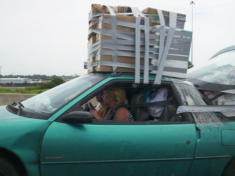 Efficient moving method