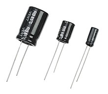 Capacitors Learn Sparkfun Com