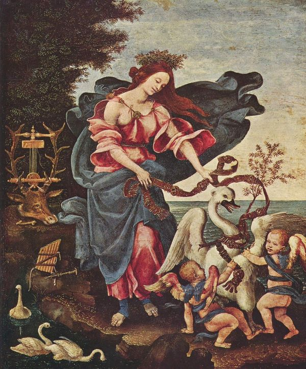 Filippino Lippi Allegory