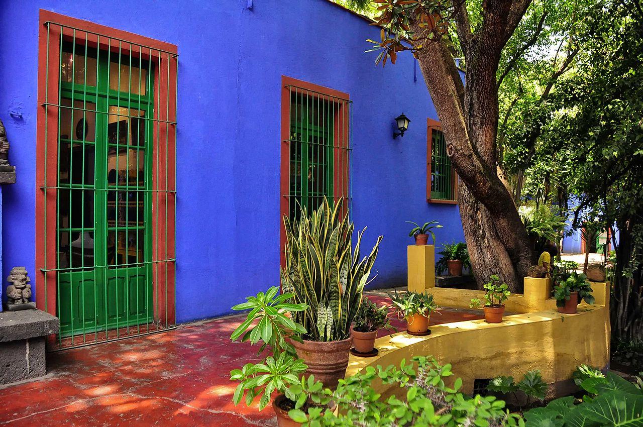 Frida Kahlo Museum, La Casa Azul