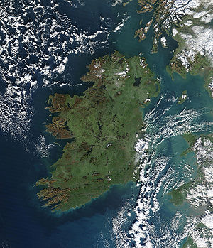 The Ireland cricket teams represent whole of I...