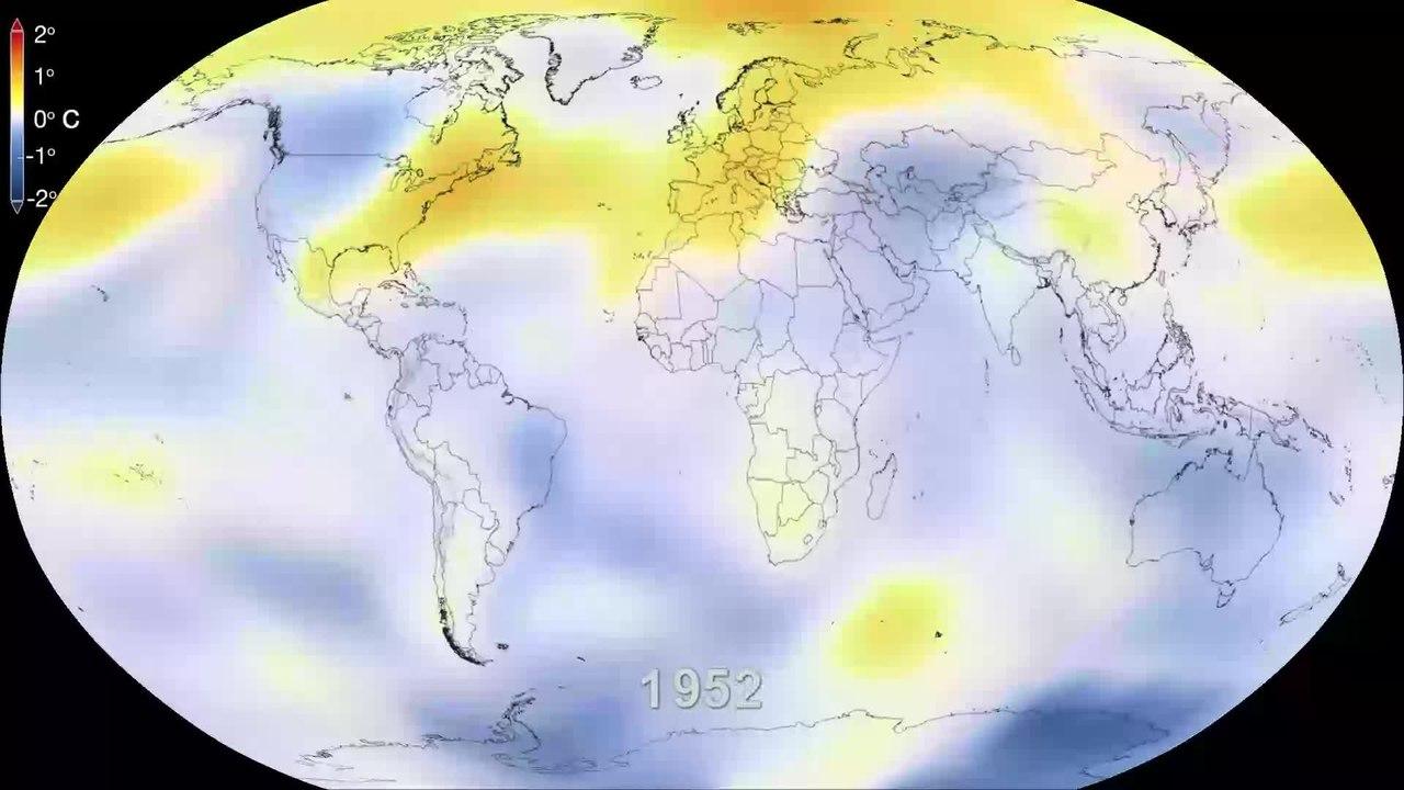 FileNASA Global Temperature change from 1880 to 2013webm
