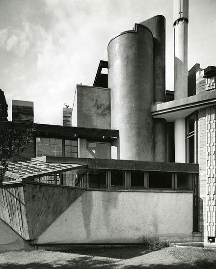 Villa Veritti Udine Foto di Paolo Monti 1961