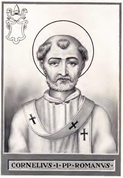 File:Pope Cornelius.jpg