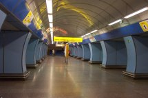 Vysoansk Prague Metro - Wikipedia