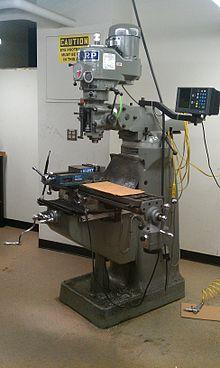 Bridgeport Milling Machine Restoration