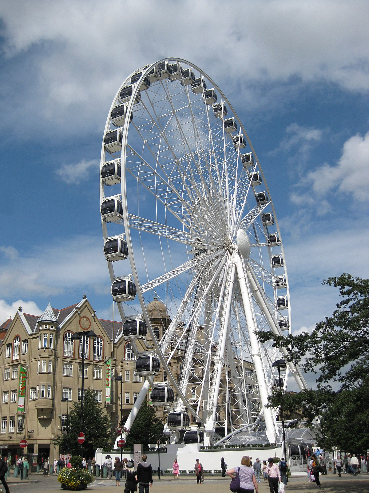 Wheel of Sheffield  Wikipedia