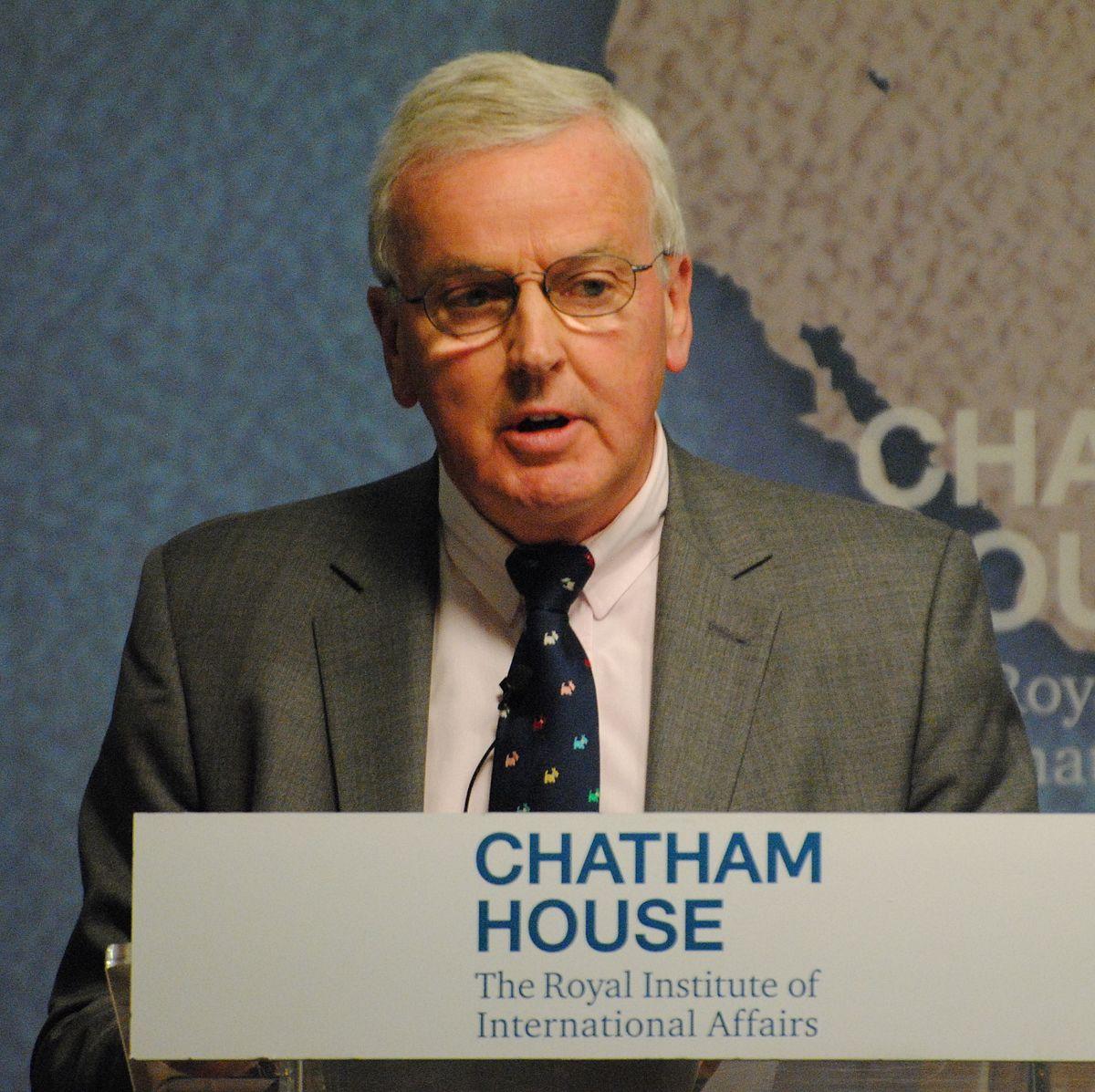John Holmes British diplomat  Wikipedia