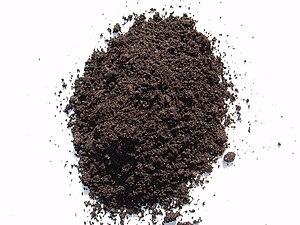 English: soil