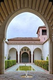 Alcazaba of Mlaga  Wikipedia