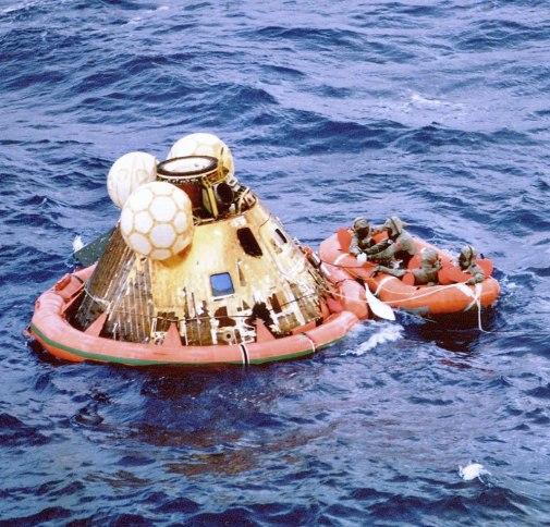 """Apollo 11 Command Module - """"Columbia"""""""