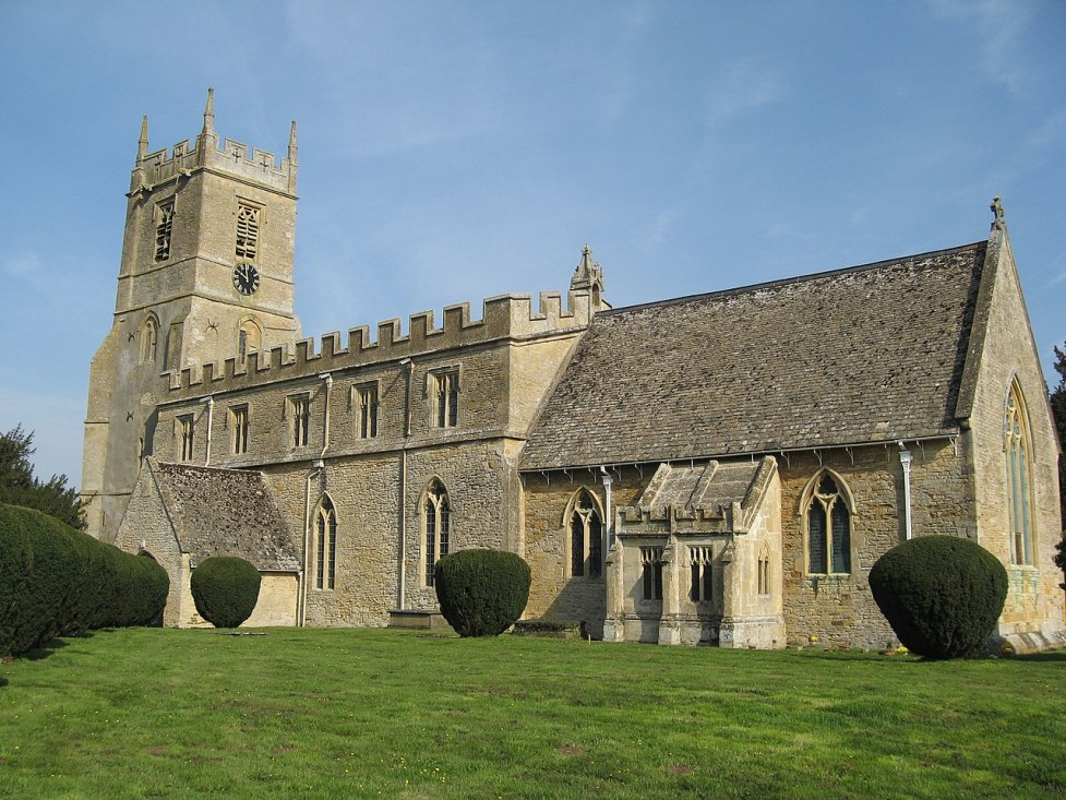 St. Peter and St. Paul Church , Long Compton