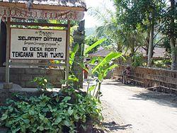 Tenganan Manggis Karangasem  Wikipedia bahasa Indonesia