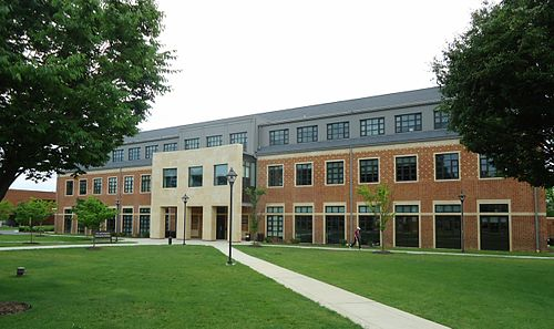 Image result for tcnj art and interactive multimedia building