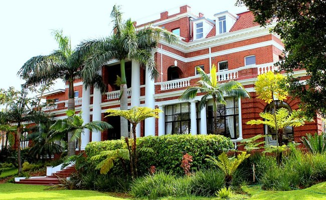 File The Manor House Durban Side View Jpg Wikimedia