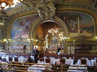 Le Train bleu restaurant  Wikipdia