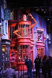 Harry Potter Chemin De Traverse : harry, potter, chemin, traverse, Chemin, Traverse, (Harry, Potter), Wikipédia