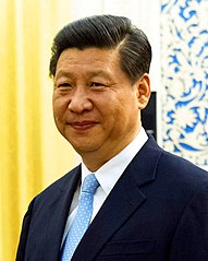 Xi Jinping leader, Source: Wikipedia