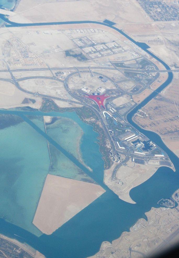 Yas Marina Circuit + Ferrari World -Abu Dhabi