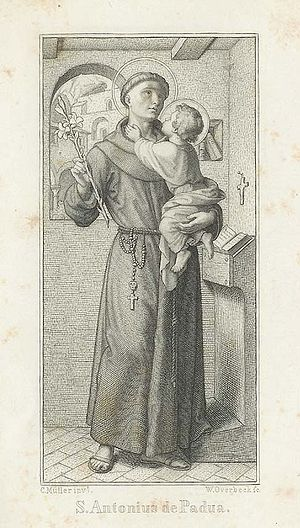 St. Anthony of Padua (1195-1231) was one of th...