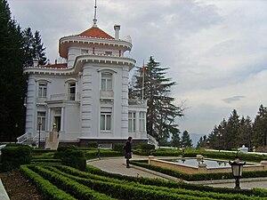 Atatürk house in Trabzon