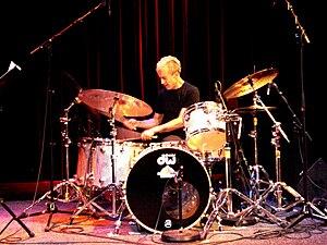English: Bobby Previte Live at Saalfelden 2009...