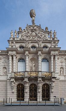 Linderhof Palace  Wikipedia