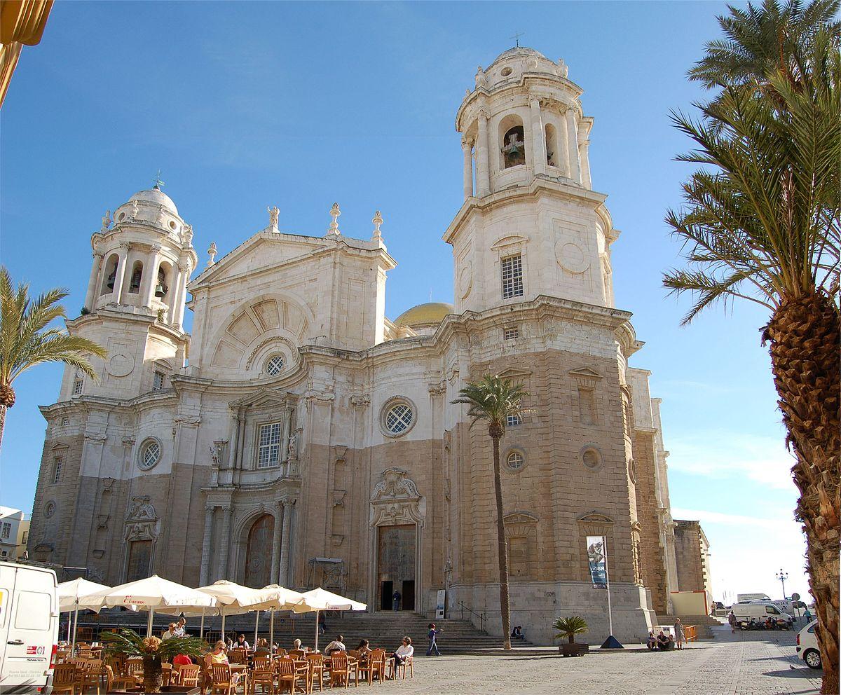 Cattedrale nuova di Cadice  Wikipedia