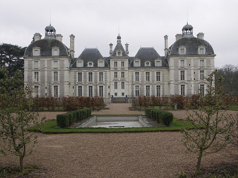 Cheverny (vue arriere)