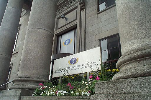 Department of Justice, Equality and Law Reform (Ireland) 2006-08-03