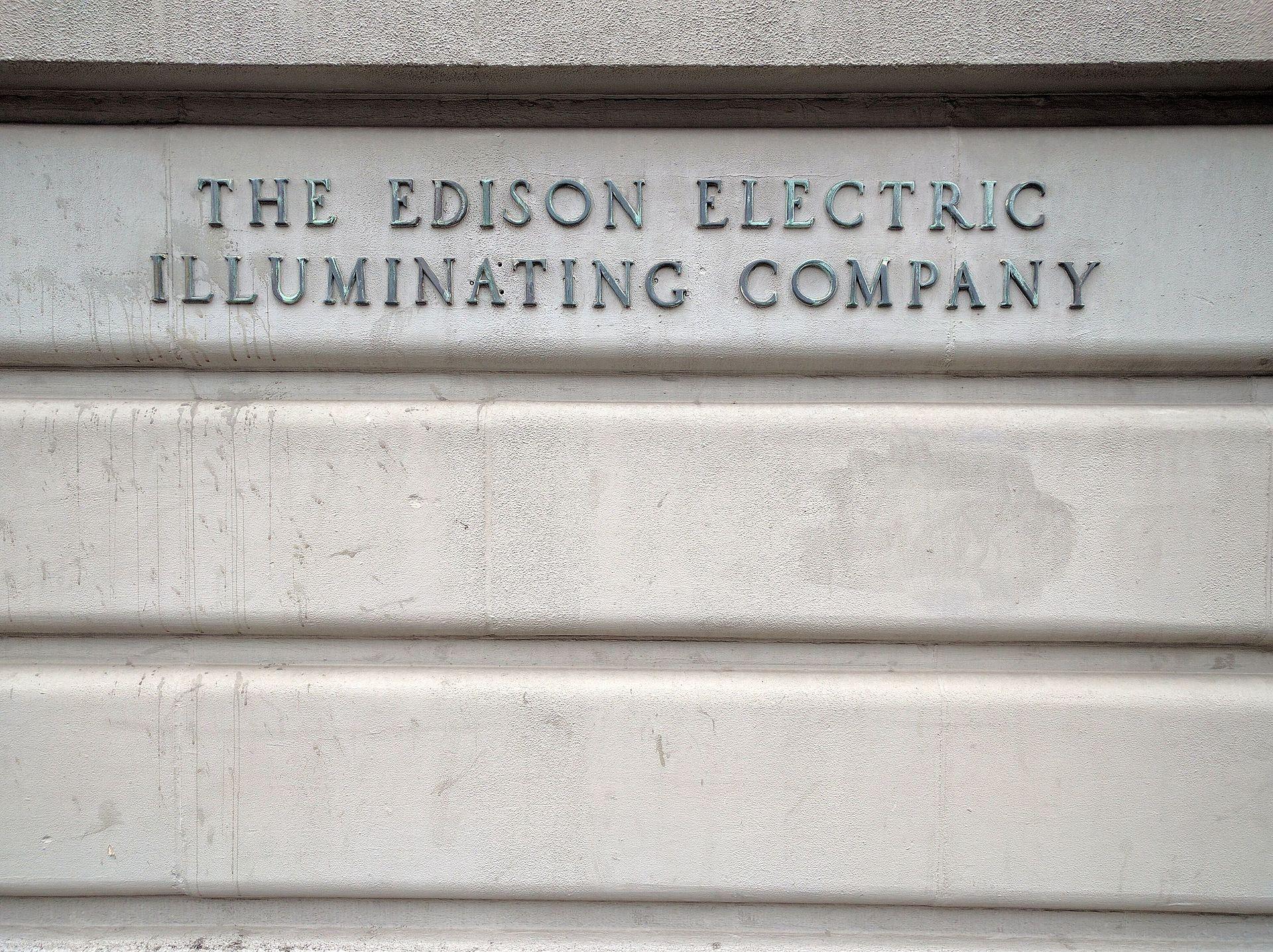 Edison Illuminating Company  Wikipedia