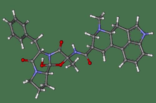 麥角胺 - Wikiwand