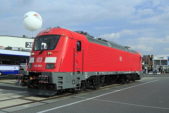 德國鐵路102型電力機車 - Wikiwand