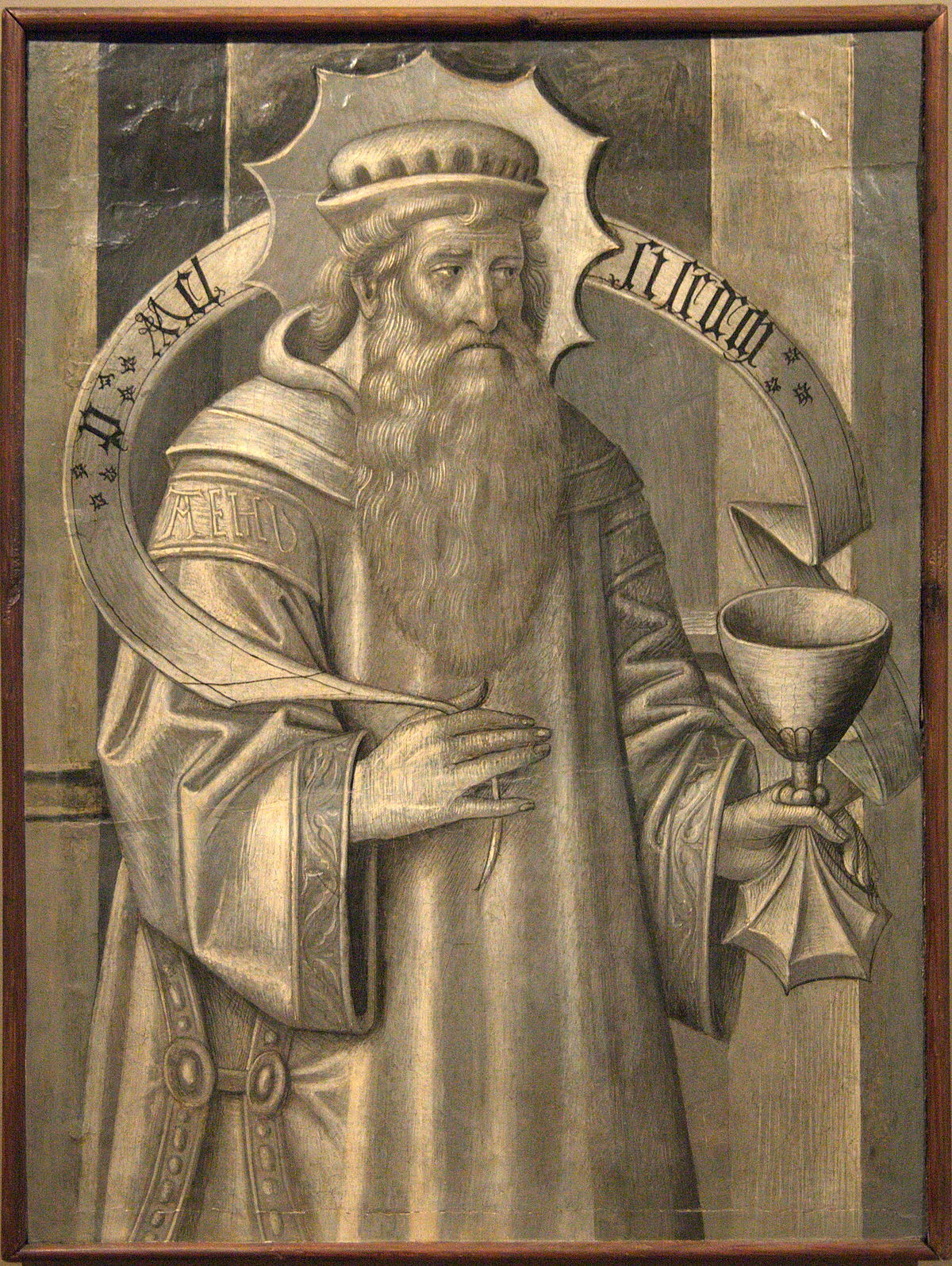 King Of Salem Melchizedek