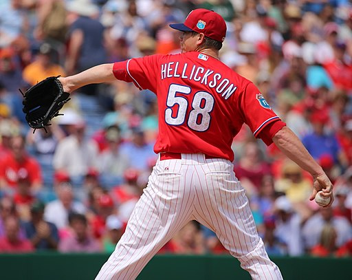Jeremy Hellickson on March 20, 2016