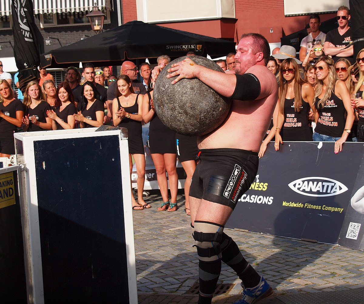 Strongest Man of the Netherlands  Wikipedia