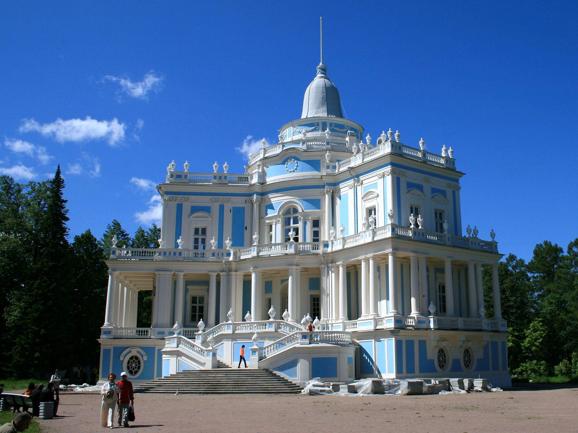Architettura Neoclassica In Russia Wikipedia