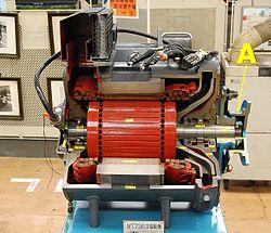 Motor listrik  Wikipedia bahasa Indonesia, ensiklopedia bebas